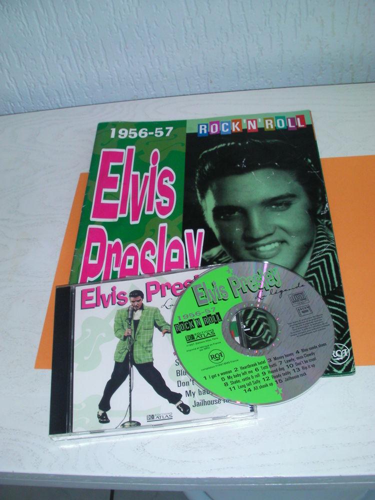 CD Elvis PRESLEY 6 Saint-Etienne (42)