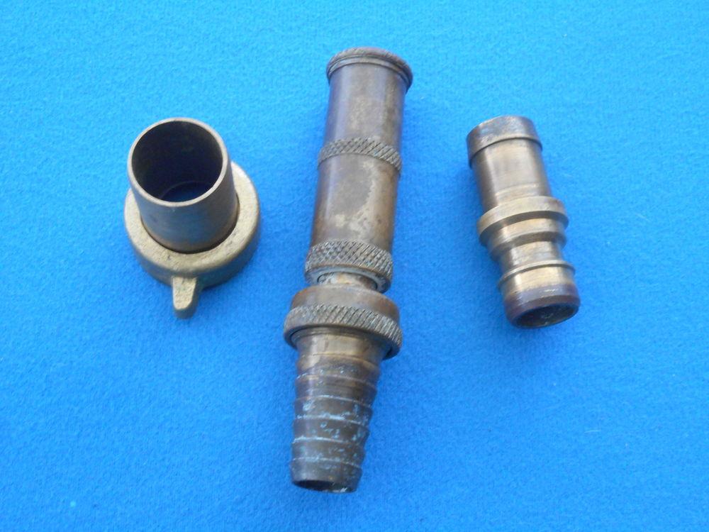 Embout et raccord d'arrosage en cuivre 6 Nieuil-l'Espoir (86)