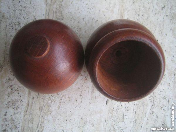 Embouts en bois pour tringle de diamètre de 35mm 3 Poitiers (86)