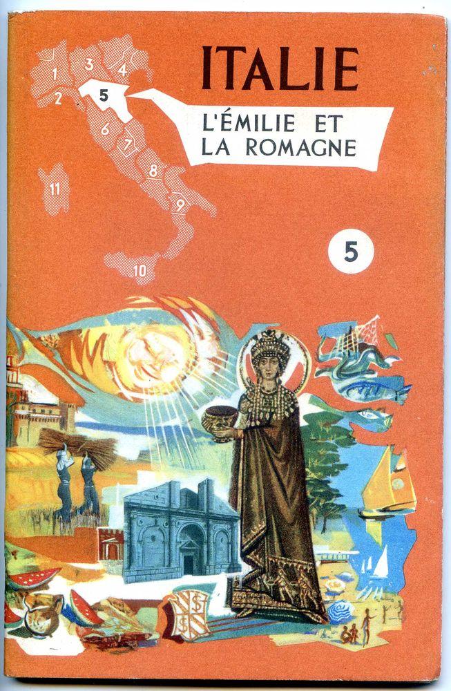 l'Emilie et la Romagne - 5 - Italie Livres et BD