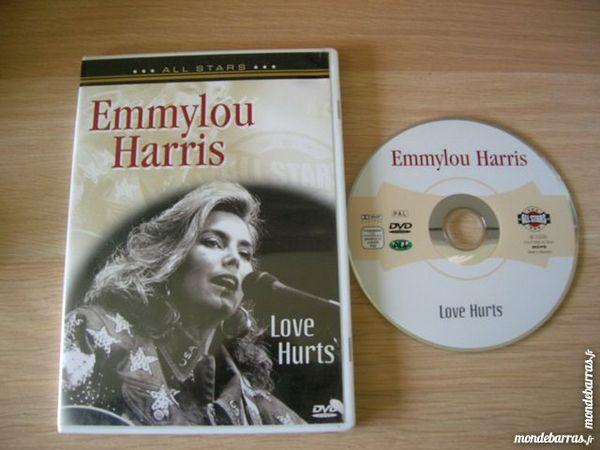 DVD EMMYLOU HARRIS en Concert - Love hurts 11 Nantes (44)