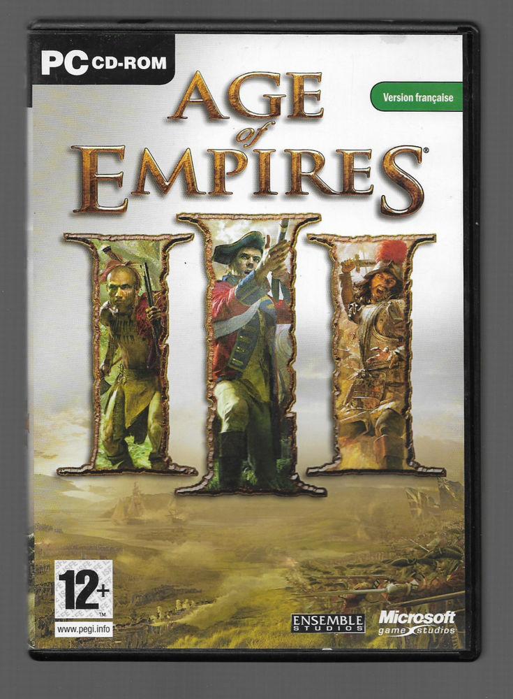 PC Age of empire III  15 Martigues (13)