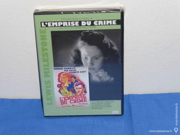 DVD L'EMPRISE DU CRIME NEUF SOUS BLISTER 5 Créteil (94)