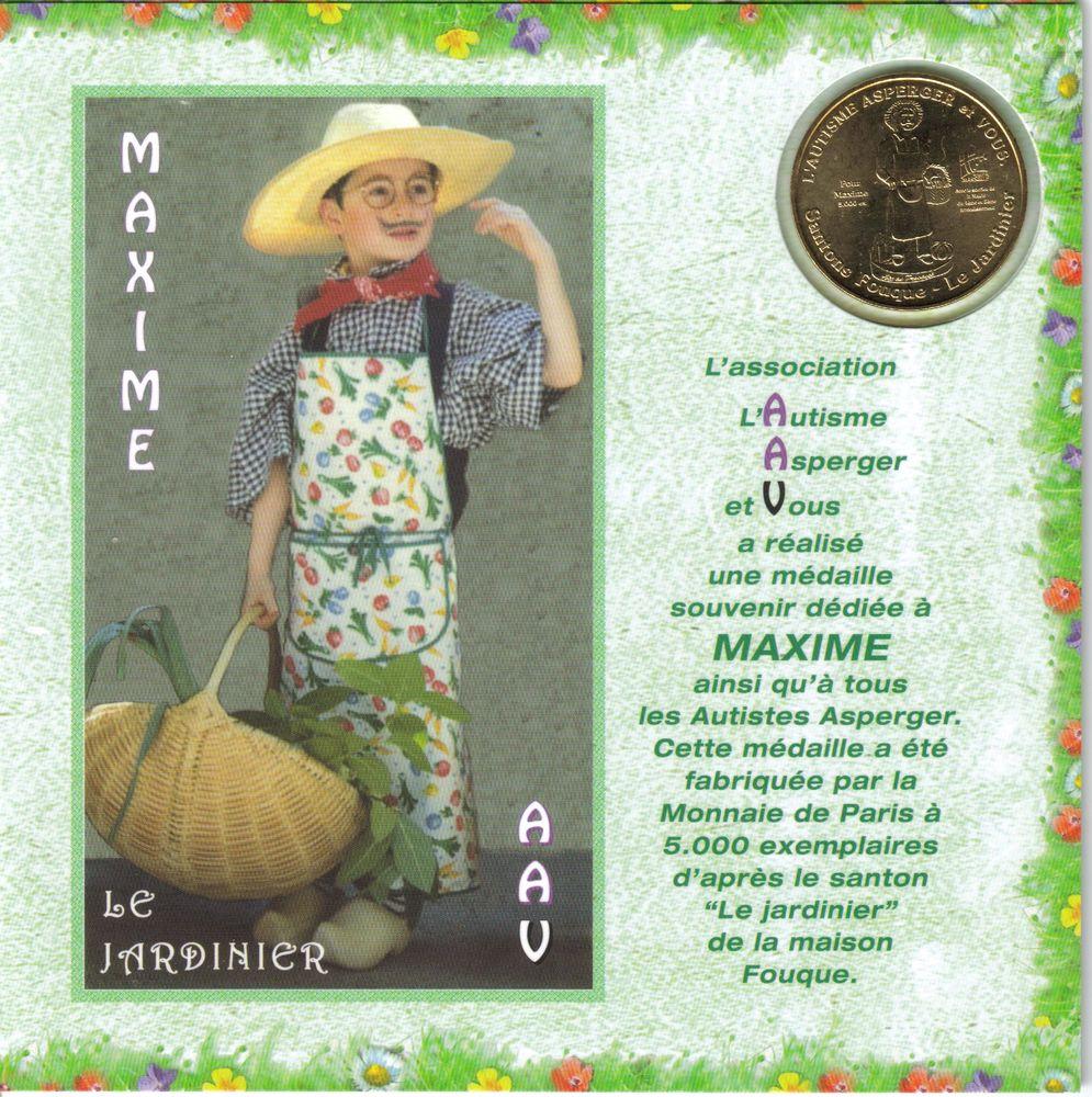 MDP Encart Santons Fouque - Maxime le jardinier 8 Houdemont (54)