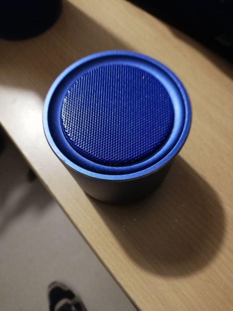 enceinte bluetooth couleur bleu bon son 15 Noyal-Châtillon-sur-Seiche (35)