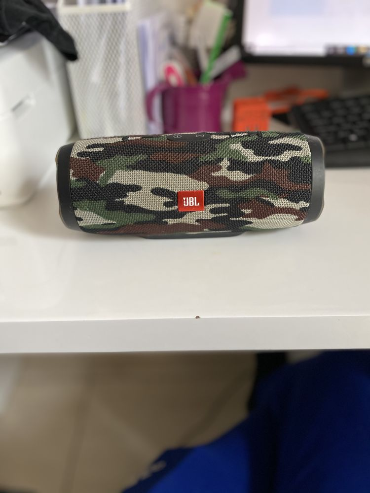 Enceinte JBL CHARGE 3 Camouflage militaire  120 Bully (69)