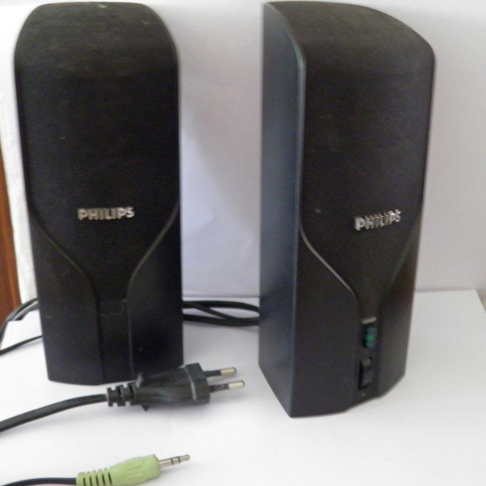 Enceinte d'ordinateur Philips ( spa 2200/00) 15 Fréjus (83)