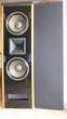 Enceintes audiophile colonnes AndréD Altec 414 en d'Appolito Audio et hifi