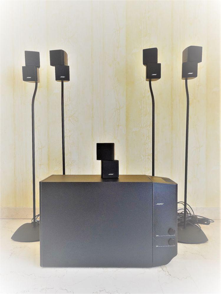 Enceintes Bose acoustimass 25 série II 650 Gagny (93)
