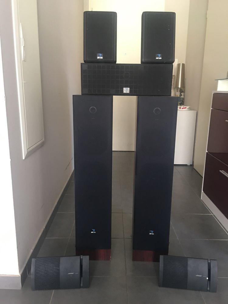 Enceintes jm lab tantal 515  Ampli Yamaha rx v692rds 0 Saint-Égrève (38)