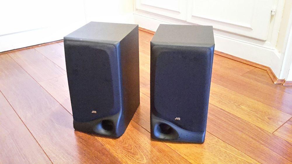 2 Enceintes JVC 30 watts SP-C33BK 40 Paris 20 (75)