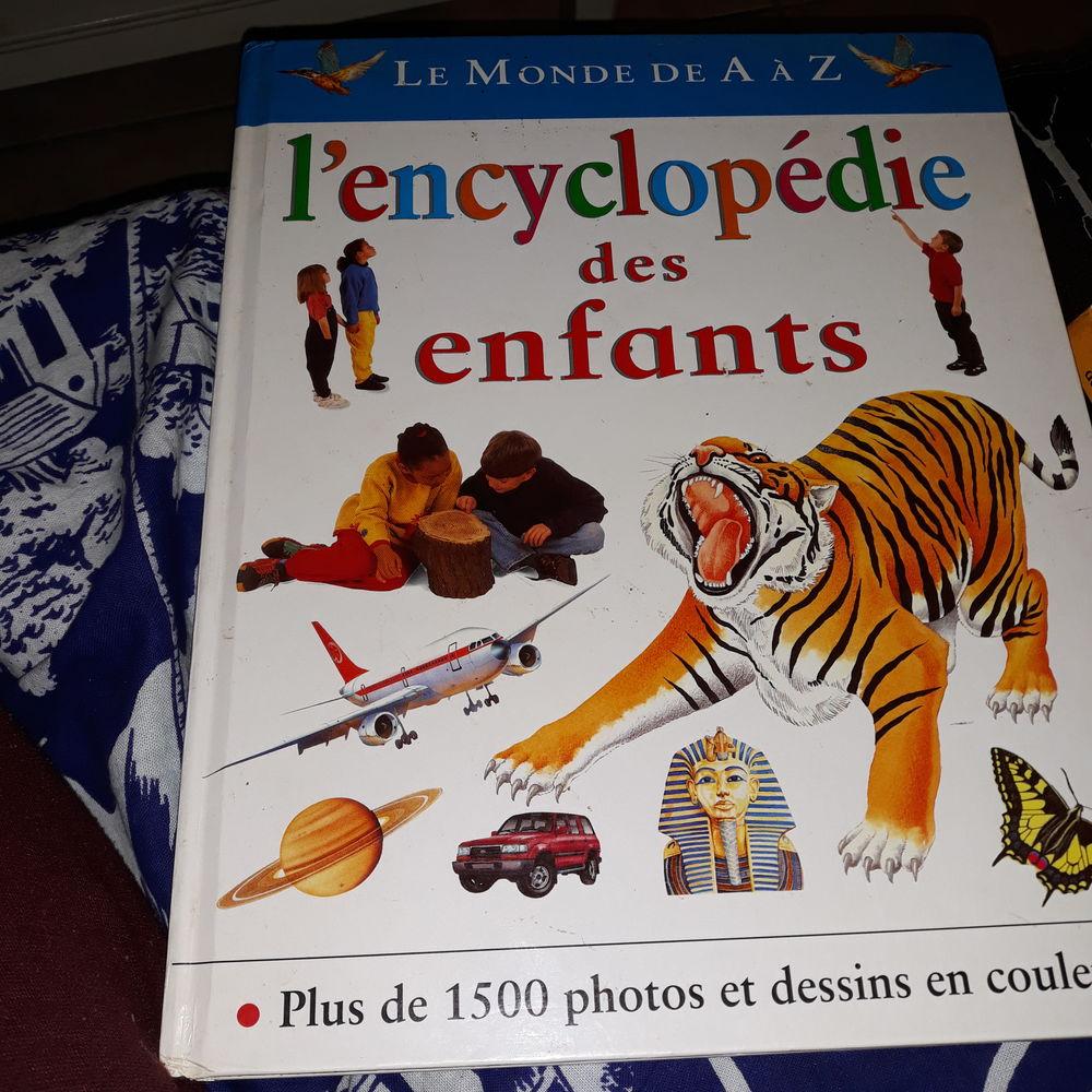 Enchère encyclopédie des enfants  0 La Penne-sur-Huveaune (13)