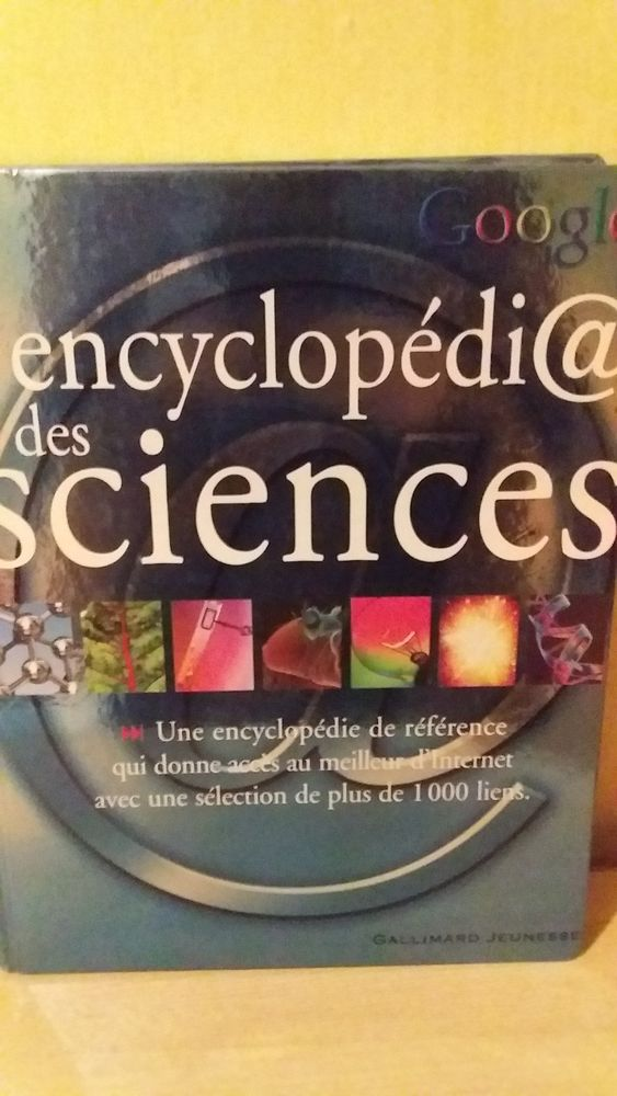 L'encyclopédi@ des sciences 10 Bobigny (93)