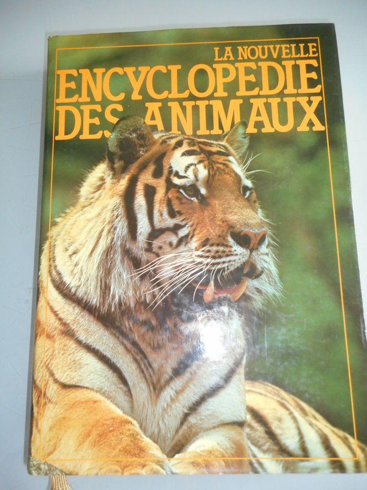 encyclopédie des animaux  5 Limay (78)