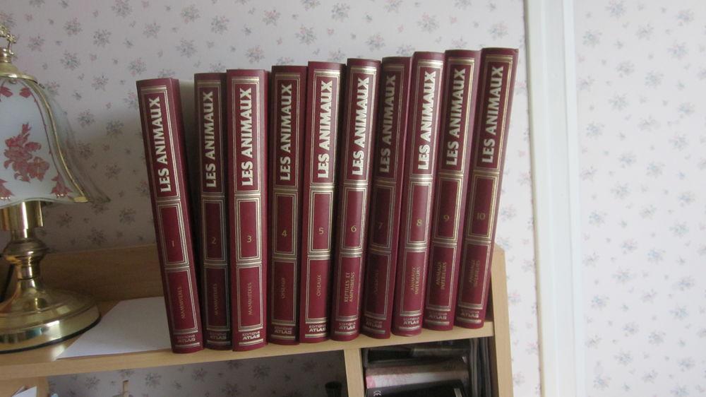 """Encyclopédie ATLAS """"les animaux"""" Occasion Livres et BD"""