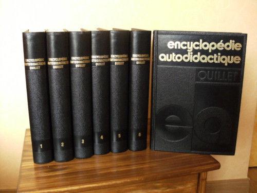 Encyclopédie autodidactique Quillet 125 Le Pontet (84)