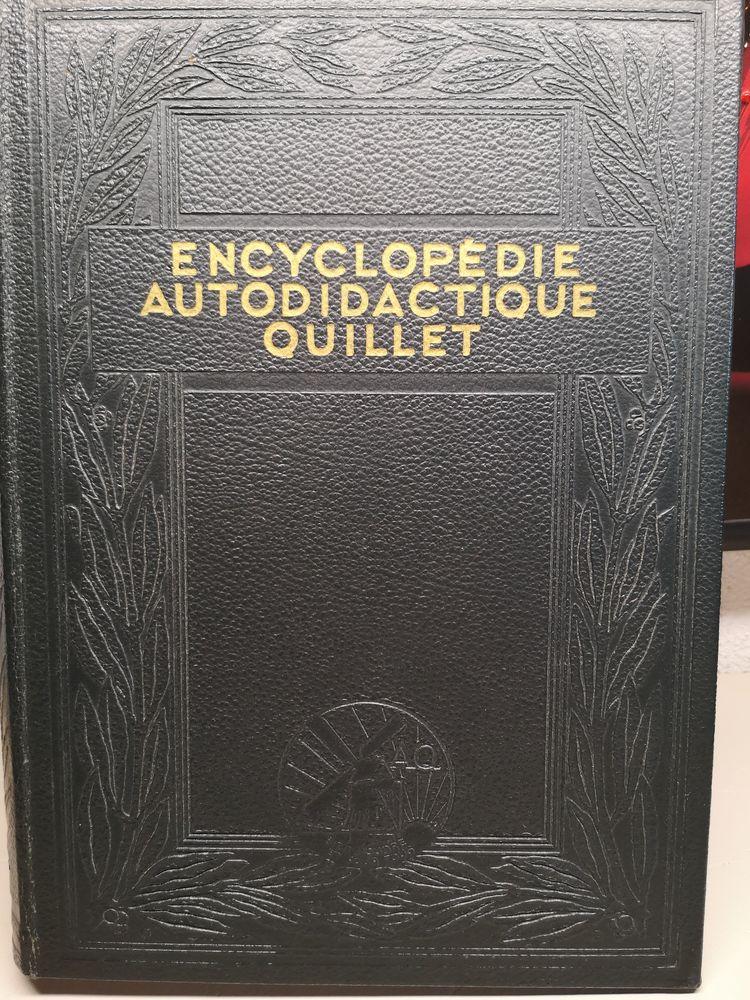 Encyclopédie autodidactique QUILLET 99 Saint-Victoret (13)