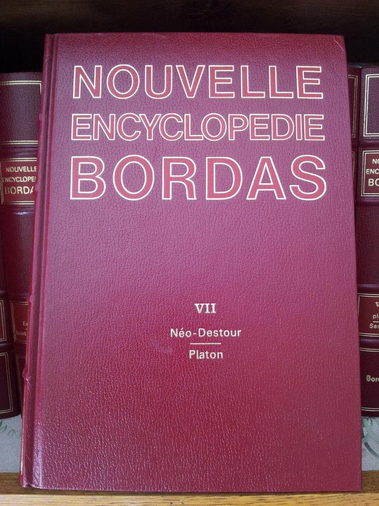 Encyclopédie Bordas Livres 50 Alfortville (94)