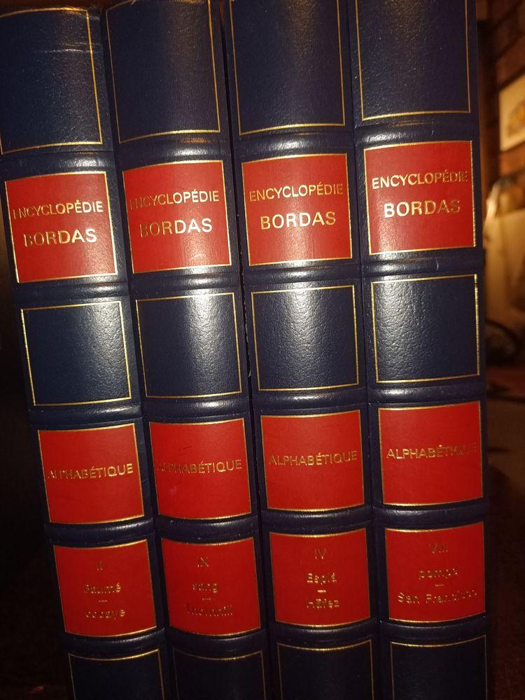 ENCYCLOPÉDIE BORDAS DE 12 VOLUMES COMPLÈTE 0 Paris 18 (75)