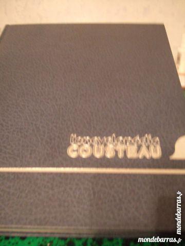 ENCYCLOPEDIE  DE COUSTEAU 600 Revin (08)