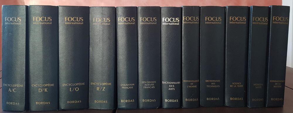 Encyclopédie FOCUS 12 volumes complète 0 Grasse (06)