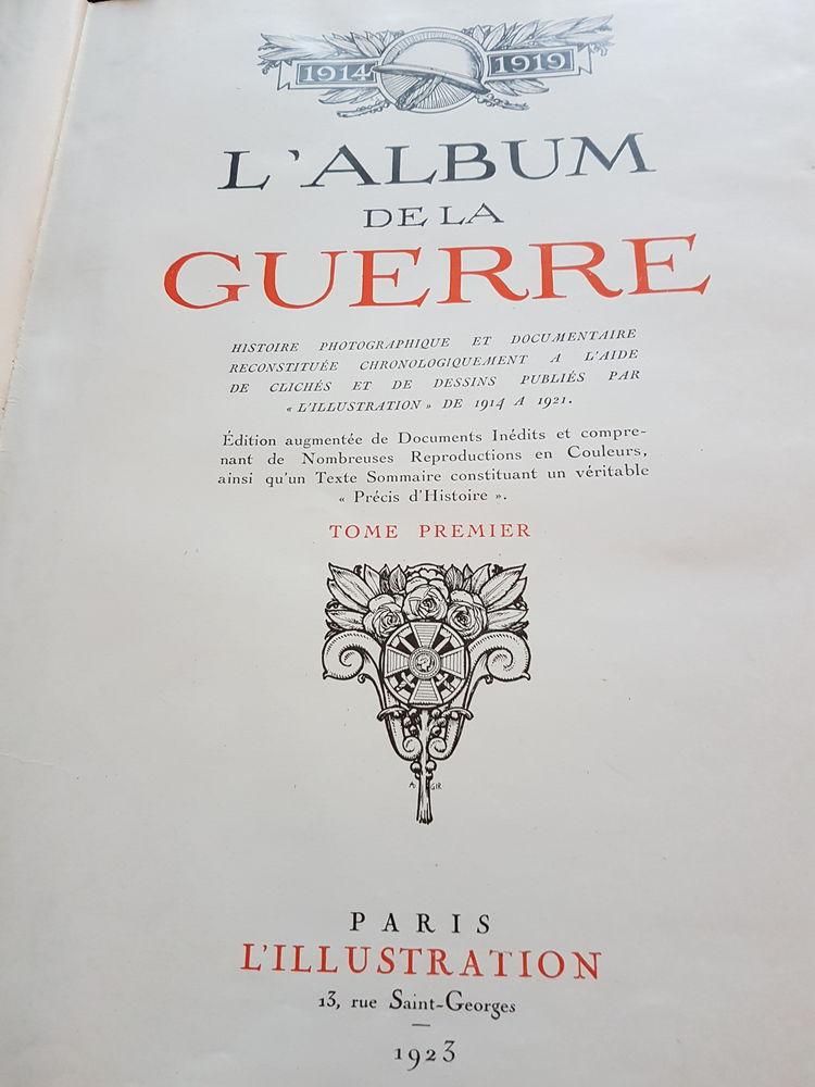 encyclopedie guerre 14-18 edition 1923 0 Alès (30)
