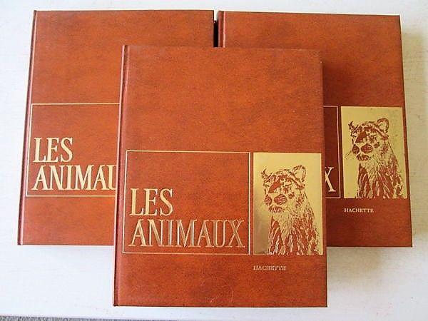 ENCYCLOPEDIE ILLUSTREE 5 VOLUMES DU MONDE ANIMAL 18 Béthencourt-sur-Mer (80)