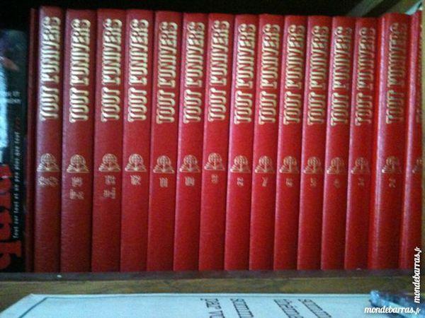 encyclopédie intégrale  Tout l'Univers 100 Nanteau-sur-Lunain (77)