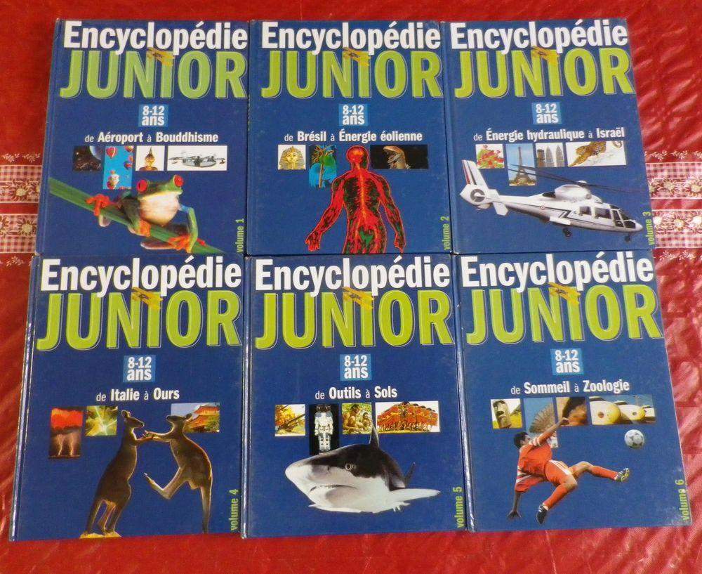 encyclopedie 8-12 ans