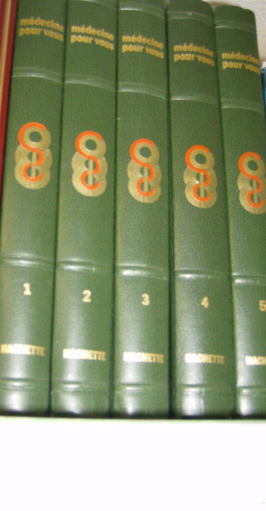 encyclopédie médecine Livres et BD