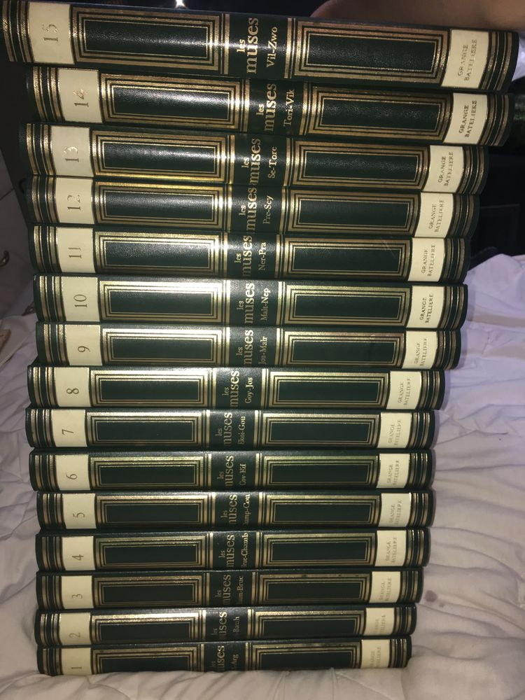 Encyclopédie Les Muses - Grange Batelière 0 Douai (59)
