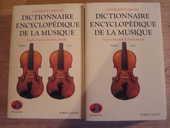 encyclopédie de la musique en 2 tomes 0 Romans-sur-Isère (26)