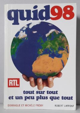 Encyclopédie QUID 1998 2 Metz (57)