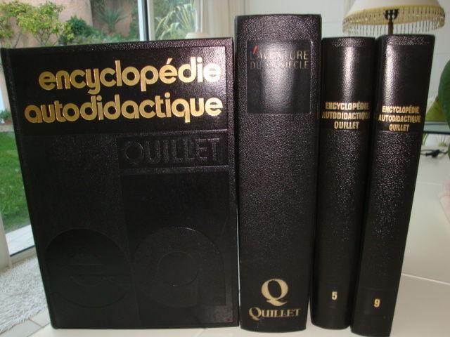 encyclopédie quillet Livres et BD