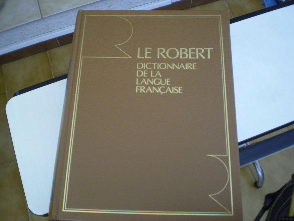 encyclopédie ROBERT dictionnaires 50 La Bouilladisse (13)