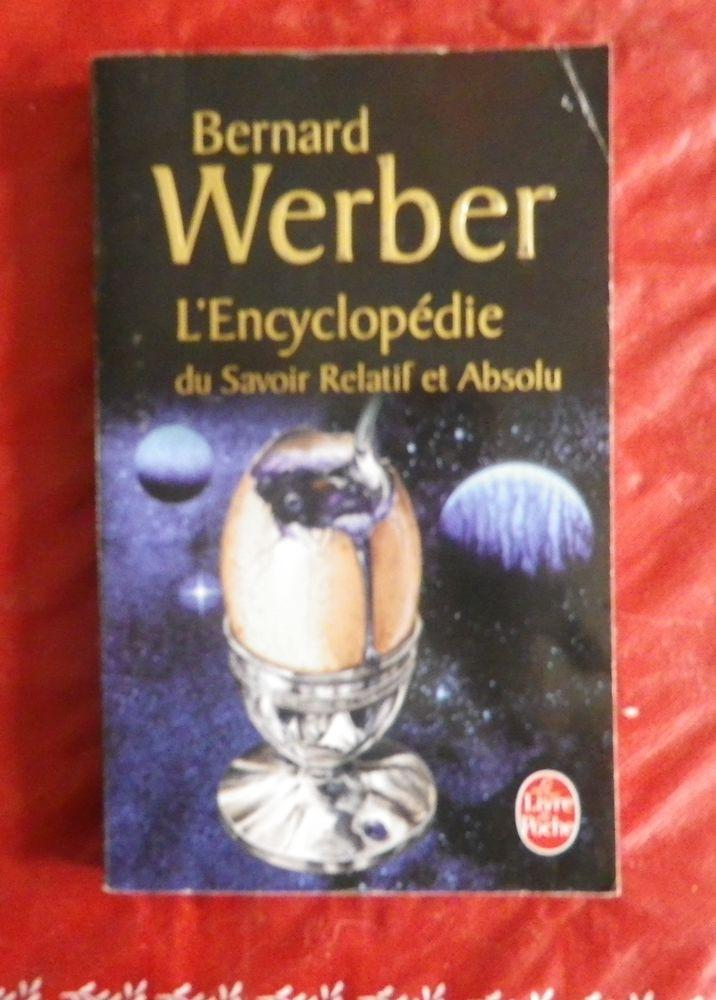 L'ENCYCLOPEDIE DU SAVOIR RELATIF ET ABSOLU de Bernard Werber Livres et BD