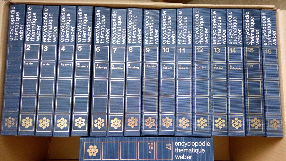 Encyclopédie Thématique Weber ( 17 volumes ) 130 Clermont-Ferrand (63)