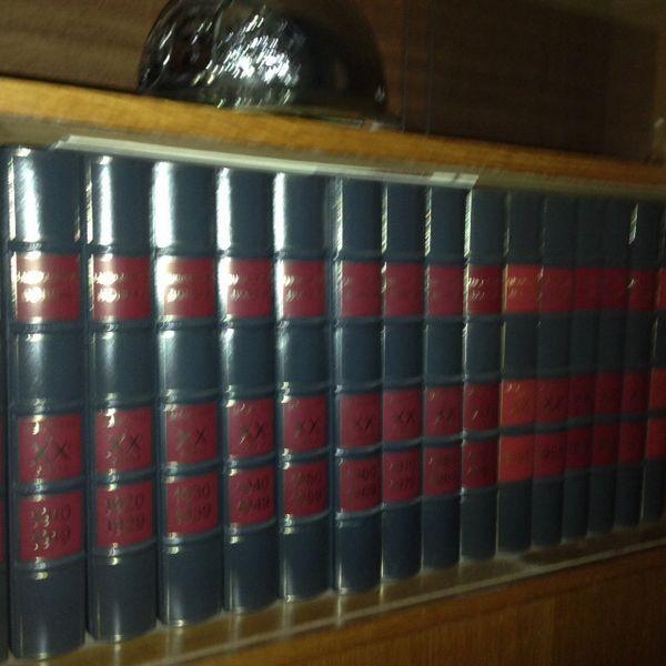 Encyclopédie 16 volumes BORDAS 23 Guyancourt (78)