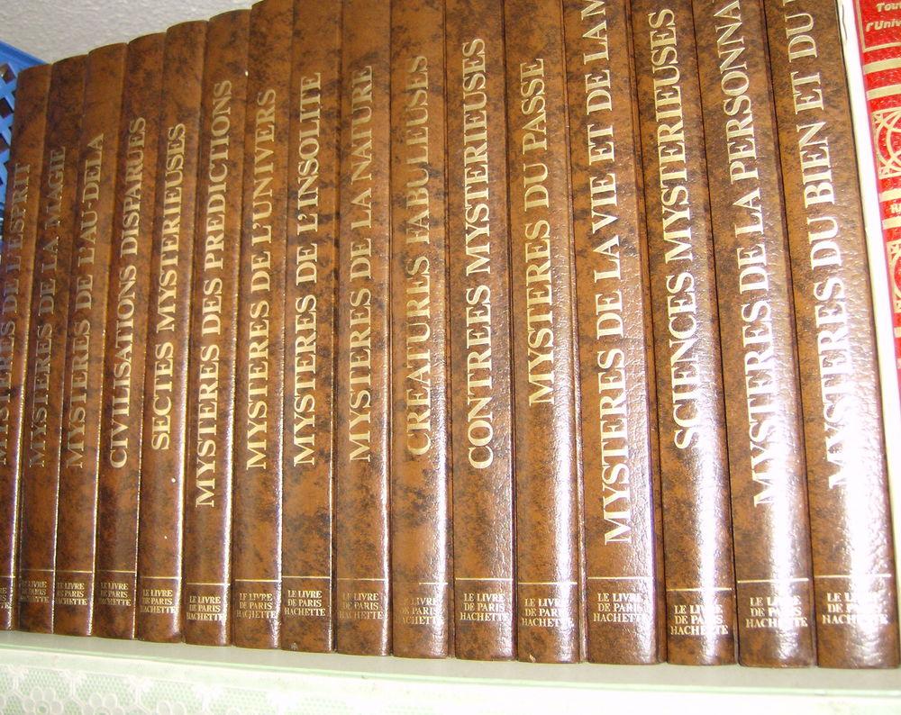 encyclopédie Livres et BD