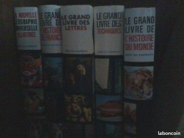 Encyclopédies LE GRAND LIVRE 30 Tourcoing (59)