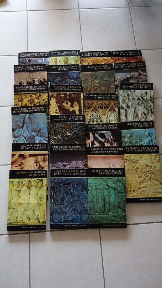 Encyclopédies: Histoire universelle illustrée 1 Hyères (83)