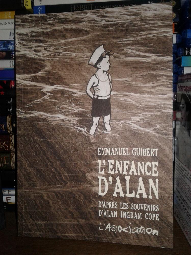 L'enfance d'Alan (Emmanuel Guibert) EO Livres et BD