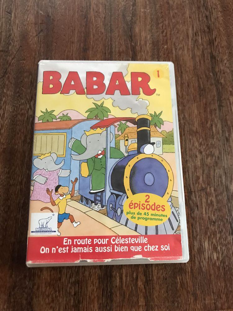 DVD enfant Babar 2 Saleilles (66)