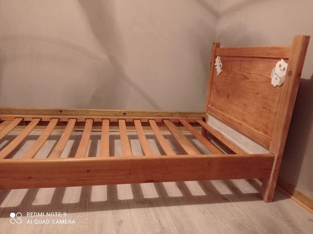 lit enfant + lit bébé à barreaux (seul ou en lot) 200 Le Puy-Sainte-Réparade (13)