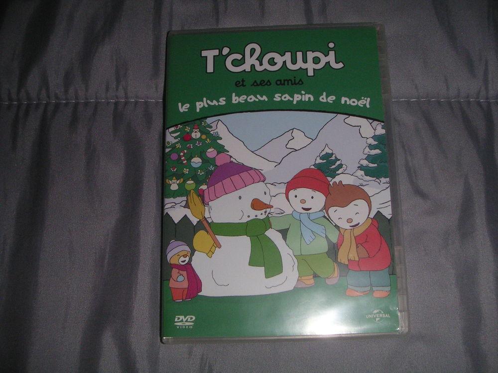 dvd enfant bébé T'Choupi - le plus beau sapin de noêl 2 Durrenbach (67)