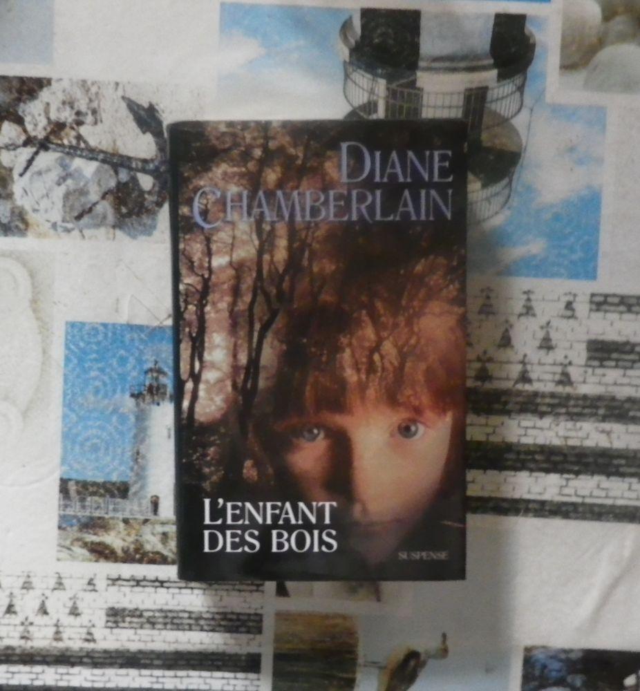 L'ENFANT DES BOIS de Diane CHAMBERLAIN 4 Bubry (56)