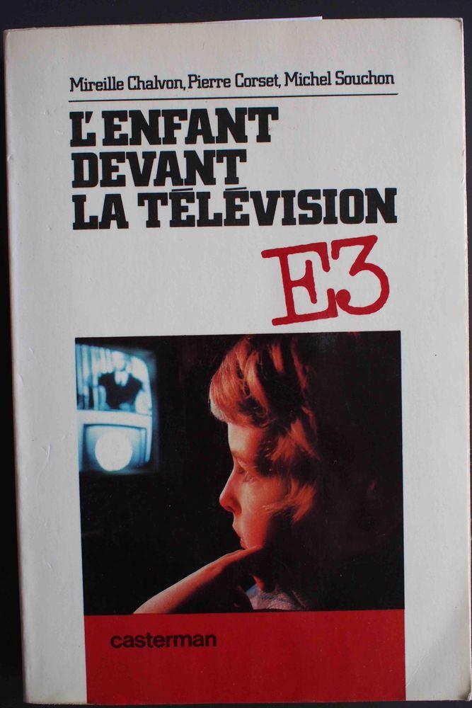 L'enfant devant la télévision 10 Rennes (35)