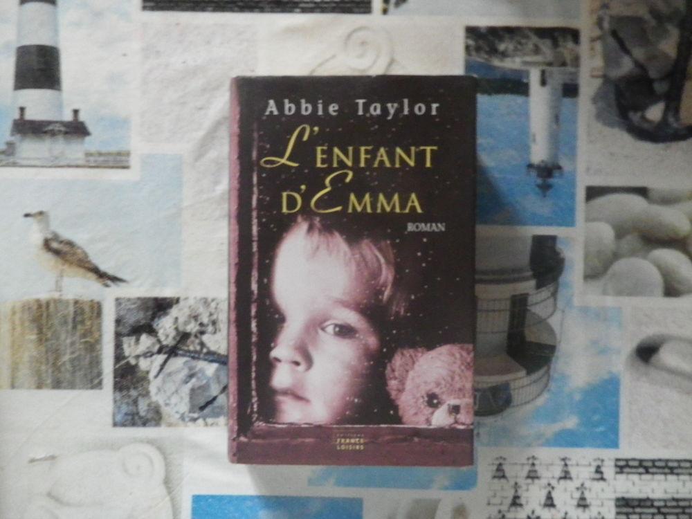 L'ENFANT D'EMMA de Abbie TAYLOR Ed. France Loisirs 3 Bubry (56)