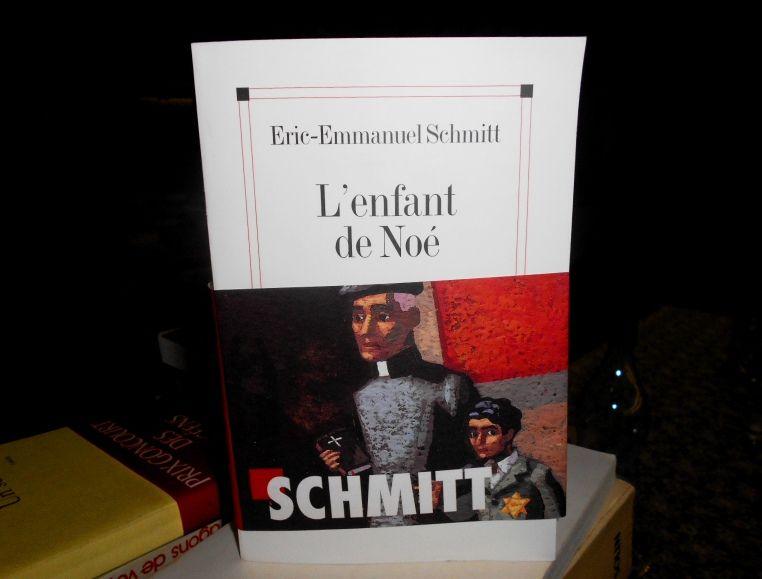 L'enfant de Noé Eric-Emmanuel Schmitt 7 Monflanquin (47)