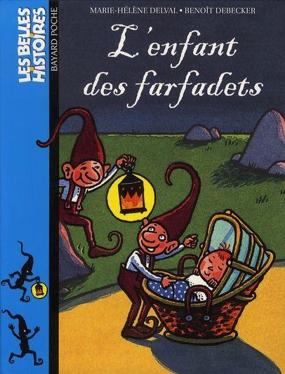 L'ENFANT DES FARFADETS (édition 2004) Livres et BD